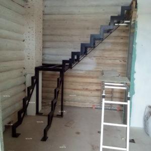 Металлическая лестница в Кирове